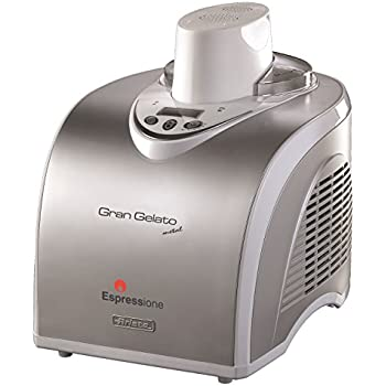 Amazon Com Delonghi Gm6000 Gelato Maker With Self