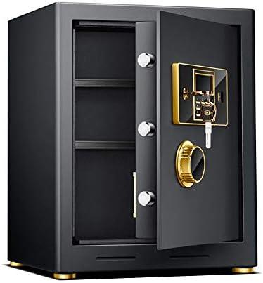 Caja Fuerte PequeñA Camuflada, Digital Lock All Steel Jewelry Cash Gun Box Teclado DíGitos Completos AnulacióN Teclas Oficina Hogar Hotel Pared 50 Cm, Black: Amazon.es: Deportes y aire libre