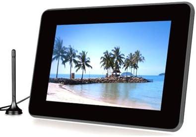 Jay-Tech TV 9000 - Televisor portátil (9, receptor de DVB-T ...