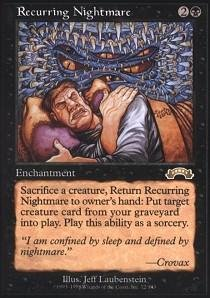Magic: the Gathering - Recurring Nightmare - Exodus