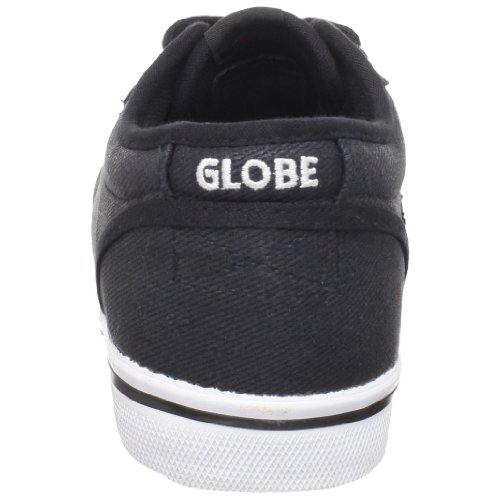 GLOBE Skate Shoes MOTLEY BLACK/WAXED