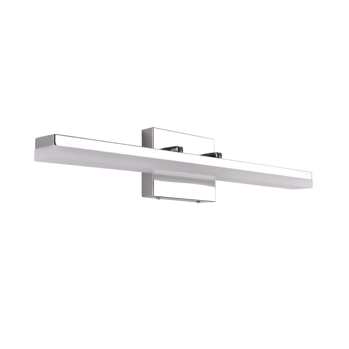mirrea 24in Modern LED Vanity Light for Bathroom Lighting dimmable 24w Cold White