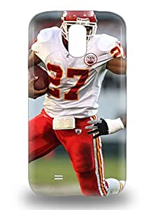 Galaxy Case Cover For Galaxy S4 Retailer Packaging NFL Kansas City Chiefs Larry Johnson #27 Protective Case ( Custom Picture iPhone 6, iPhone 6 PLUS, iPhone 5, iPhone 5S, iPhone 5C, iPhone 4, iPhone 4S,Galaxy S6,Galaxy S5,Galaxy S4,Galaxy S3,Note 3,iPad Mini-Mini 2,iPad Air )
