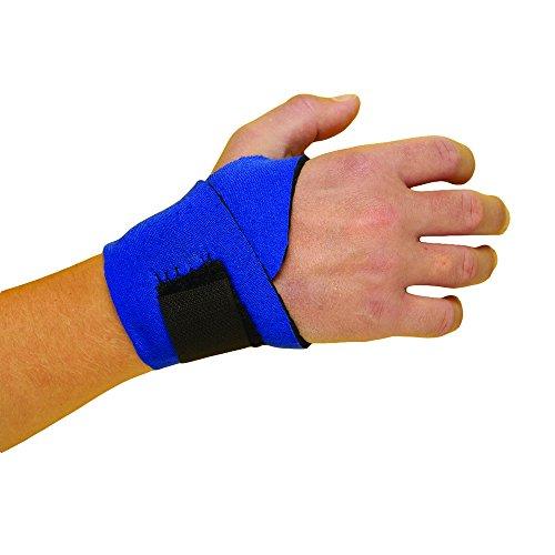 OTC Kidsline Wrist Wrap, Compression Support, Reversable (Girls Supports Gymnastics Wrist)