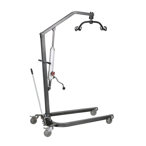 Drive Medical New Style Patient Lift with Six Point Cradl...