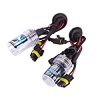 2Pcs Car Xenon HID 9006 8000K 35W