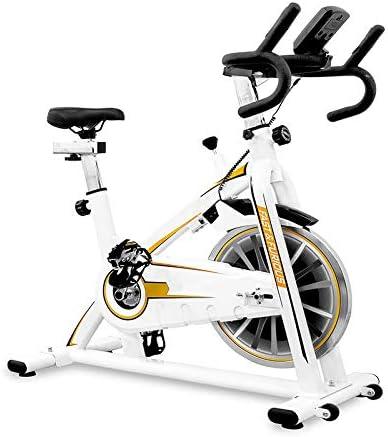 CloverFitness CF508 Bicicleta de Ciclo Indoor, Adultos Unisex ...