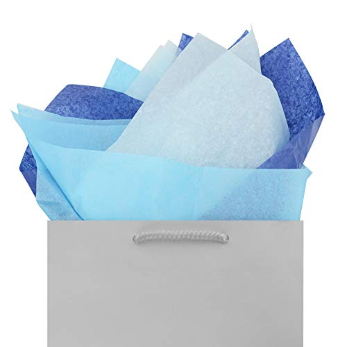 tissue paper blue shades buyer's guide for 2020