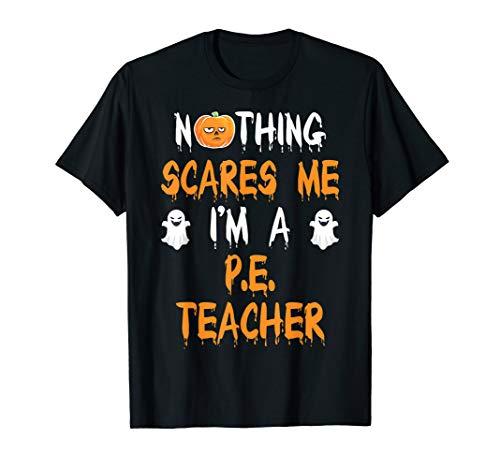 P.E. TEACHER Halloween Costume Gift T-Shirt ()