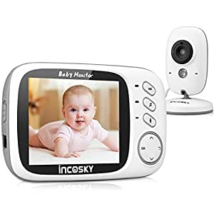 Amazon.com : incoSKY Video Baby Monitor Wireless Digital