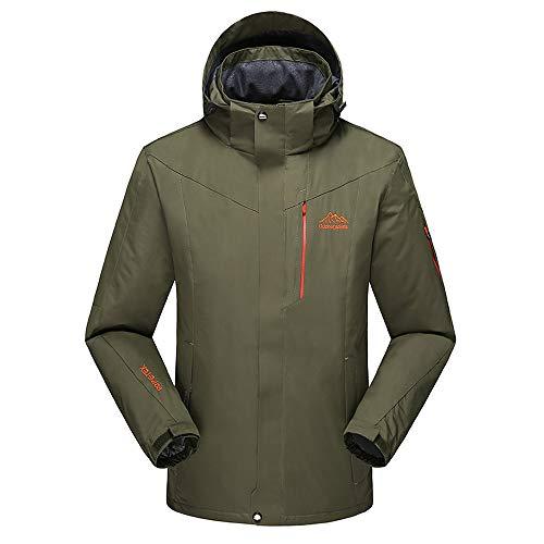[해외]BODOAO 남자의 겨울 플러스 크기 야외 캐시미어 지퍼 까마귀 스포츠 폭행 코트 자 켓 / BODOAO Men`s Winter Plus Size Outdoor Cashmere Zipper Hoodie Sport Assault Coat Jacket
