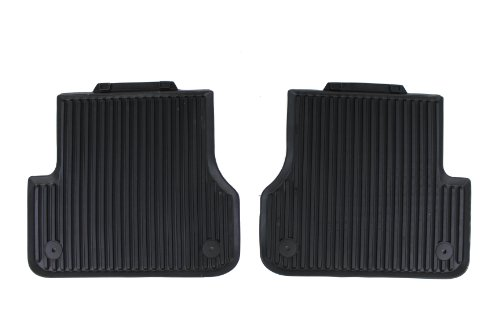 Genuine Audi Accessories 4G0061511041 Rear All-Weather Floor