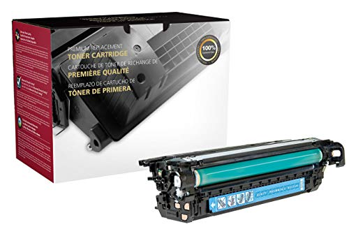 Inksters Remanufactured Toner Cartridge Replacement for HP CP4025 / 4525 Cyan CE261A (HP 648A) 11K Pages (Hp Laserjet Cp4520 Ink)