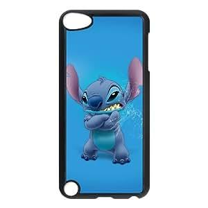 Disneys Lilo And Stitch iPod TouchCase Black yyfabc-432416