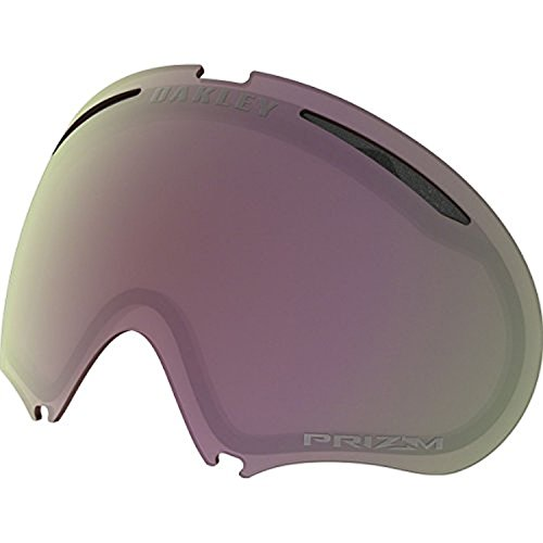 Oakley A-Frame 2.0 Replacement Lens Prizm HI Pink & Cleaning Kit - A Frame Lense Oakley Replacement
