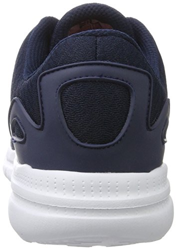 Fila Men Base Fury Run 2 Low - Zapatillas de casa Hombre Azul (Dress Blue)