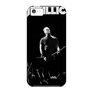 Iphone 5c Hwu9761zCll Customized Stylish Metallica Image Scratch Resistant Hard Cell-phone Cases -JoanneOickle