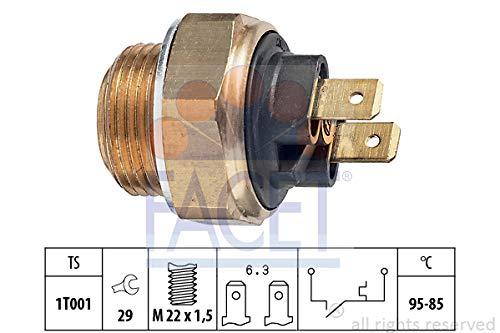 Facet 7.5033 Temperature Switch, radiator fan:
