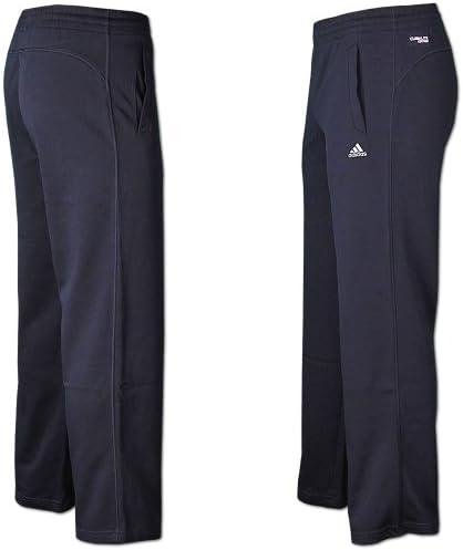 Performance homme adidas climalite pantalon de sport jogging légère en coton noir