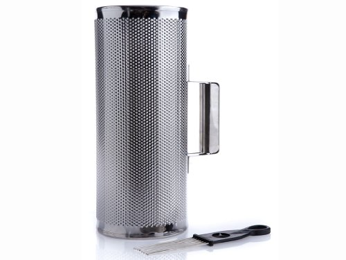 D'Luca Professional Large Stainless-Steel Guiro ()