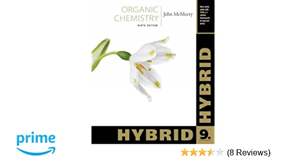 Amazon. Com: organic chemistry, hybrid edition (with owlv2 24.