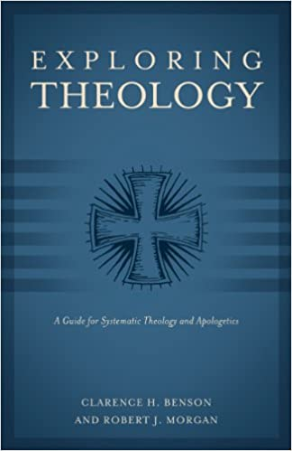Systematic theology (audio lectures) free audio books for download.