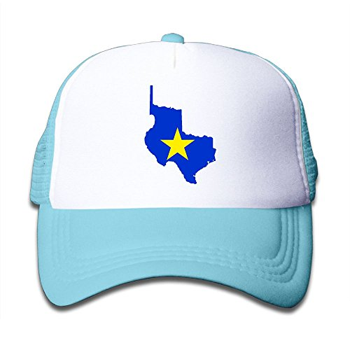 1839 Map (MostPopular The United States Flag Map Of Texas (1836 1839) Toddler Cool Baseball Caps For Kids Snapback Cap Hat)