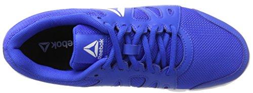 Reebok Herren Trainfusion Nine 2.0 Fitnessschuhe Blau (Vital Blue/ash Grey/white)