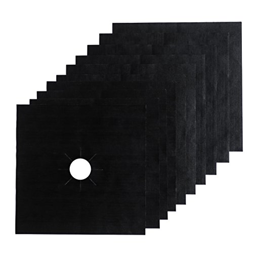Review Stove Burner Covers –
