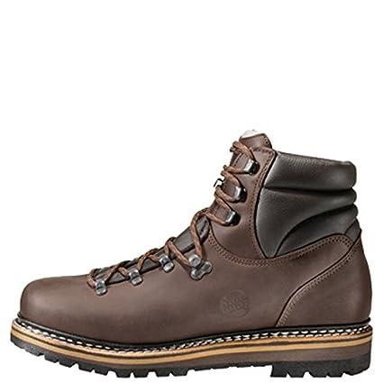fdf6b82b477b3 Amazon.com : Hanwag Women's Grunten Lady Hiking Boots, Brown Leather ...
