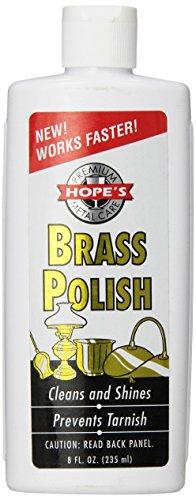 Hope's 8bp12 Brass Polish - 8oz