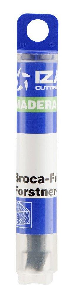 Izar 1620 Broca-fresa madera hss punta centrar di/ámetro 14mm