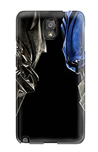 Tpu Monica Mankarious Shockproof Scratcheproof Optimus Prime Hard Case Cover For Galaxy Note 3