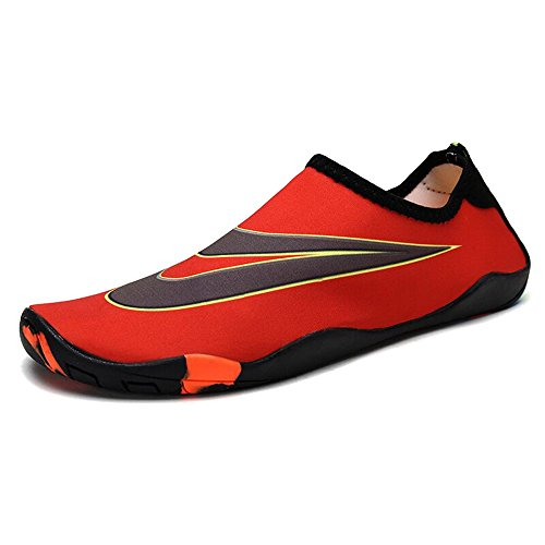 Swim Aqua Shoes Diving Style Mens Yoga a Beach 25 ZEVONDA Womens Surf Snorkeling Exercise Swim Wetsuit 5t7Cwqx
