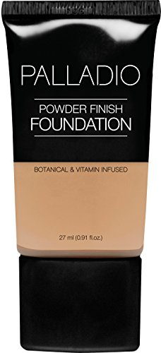 Palladio Powder Finish Foundation Honey ()