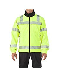 5.11 Men's Reversible High-Visibility Soft-Shell Jacket