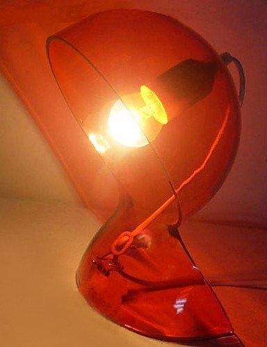 qualità garantita DXZMBDM® DXZMBDM® DXZMBDM® lampada da tavolo con 1 luce in rosso , 220-240v  la migliore moda