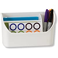Officemate Magnet Plus Magnetic Organizer (White)