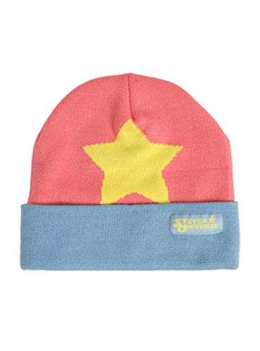 TV Movie Fashion Beanie and Skullcaps; Winter Hat Found at Hot Topic. (Steven Universe Star Logo)