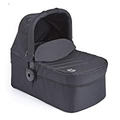 The Contours Bassinet Accessory transforms Contours tandem strollers for newborn use. Bassinet can be used on stroller or independently for overnight sleeping.