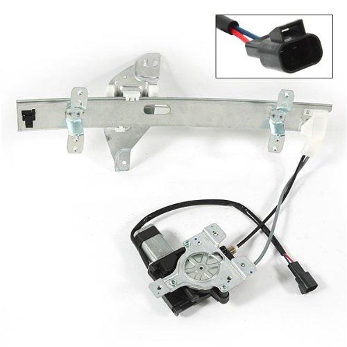 - CarPartsDepot 425-13104-21 Rear Left Window Regulator Power W/ Motor New L/H GM1550101