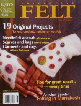 Interweave Felt: 19 Original Projects (Interweave Felt)