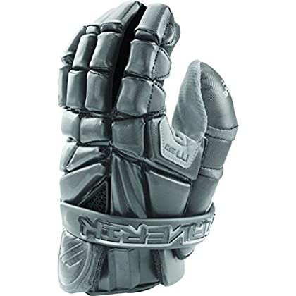 Image of Arm Guards Maverik Lacrosse Max Glove Goalie - Grey