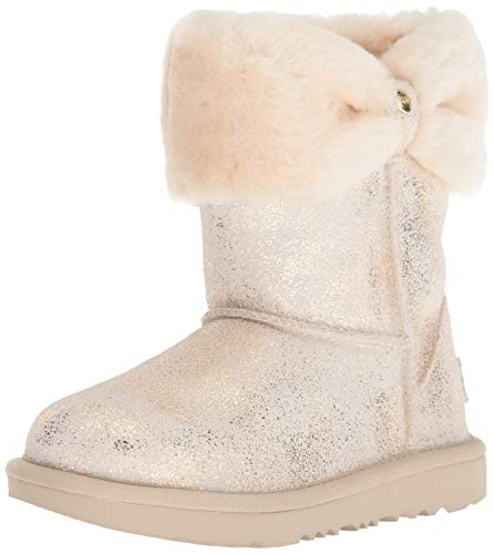 UGG Girls' K Ramona Classic II Metallic Fashion