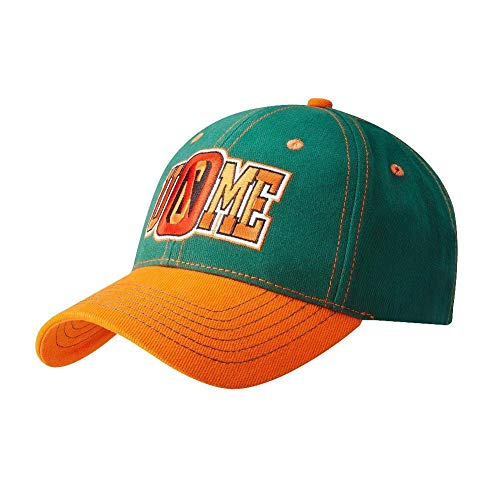John Cena Green Orange 15x U Cant See Me Baseball Cap Hat