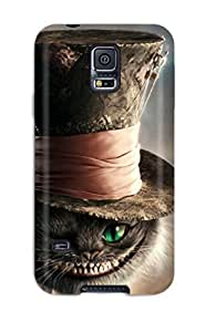 CaseyKBrown Slim Fit Tpu Protector QCHMihs7121XIcog Shock Absorbent Bumper Case For Galaxy S5