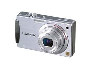 Panasonic Lumix DMC-FX500S 10.1MP Digital Camera with 5x Wide Angle MEGA Optical Image Stabilized Zoom (Silver)