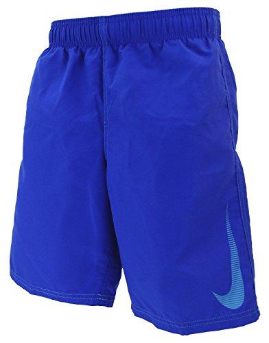 Nike Swim Boys 8 Volley Short - Hyper Royal (Size - Trunks Boys Swim Nike