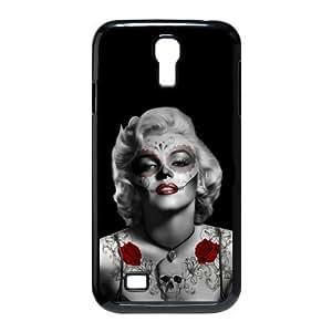 Customize Zombie Marilyn Monroe Tattoos SamSung Galaxy S4 I9500 Back Case JNS4-1490