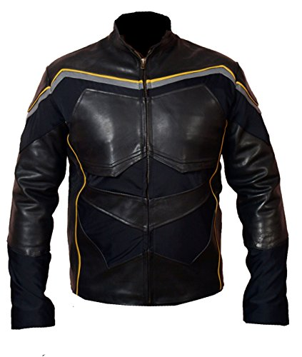 MSHC Smith Hancock Black Sheep Leather Will Jacket (LARGE) Black